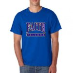 Faith Christian  Academy   Gym Shirt Wearables